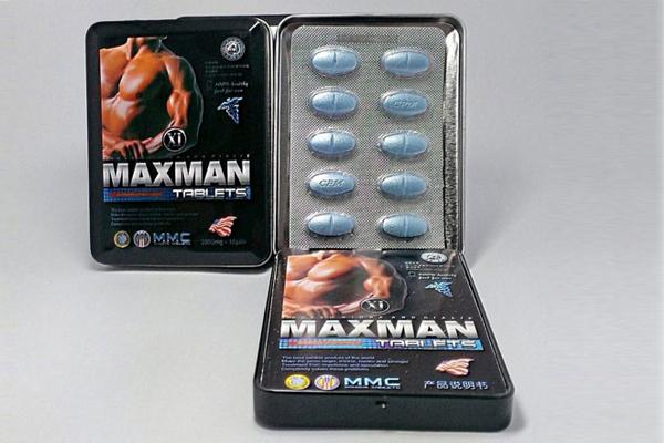 Sử dụng Maxman trước khi quan hệ 15 đến 20 phút