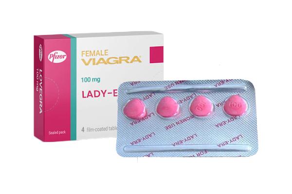 Thuốc kích dục viagra nữ Lady Era