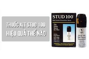 Thuốc xịt Stud 100 có tốt không
