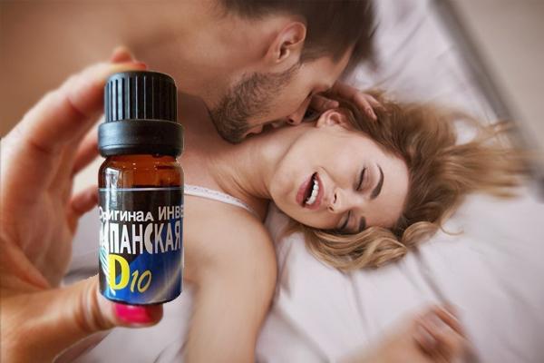 Thuốc kích dục D10 làm tăng khoái cảm mãnh liệt cho các cặp đôi
