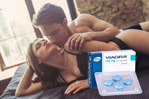 Thuốc tăng cường sinh lý Viagra