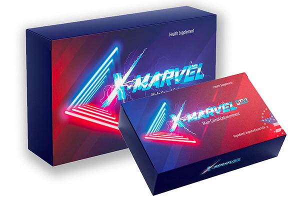 Thuốc tăng cường sinh lý nam giới X-Marvel