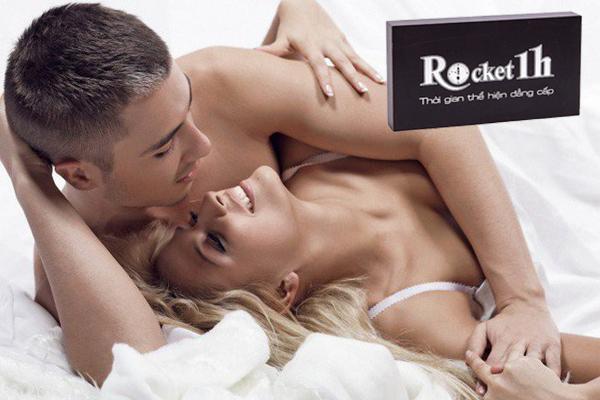 Rocket 1h giúp nâng cao chất lượng cuộc yêu