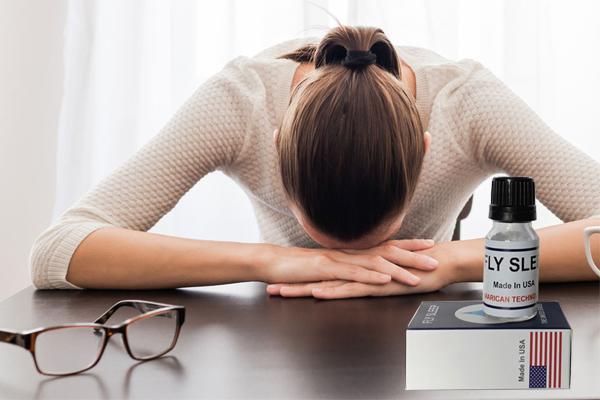 Fly Sleep giúp bạn chìm vào giấc ngủ nhanh chóng để giảm bớt sự căng thẳng, mệt mỏi