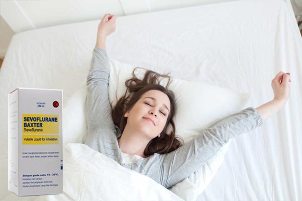 Không cảm thấy mệt mỏi hay đau đầu mỗi khi thức giấc