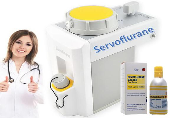 Thuốc mê Sevoflurane