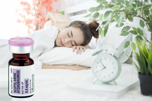 Thuốc mê Scopolamine