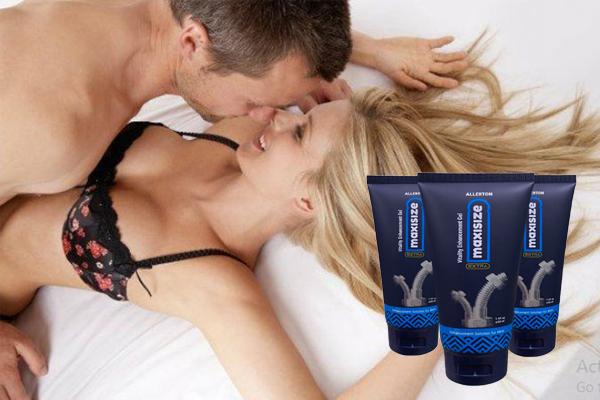 Maxisize gel giúp nâng cao chất lượng cuộc yêu