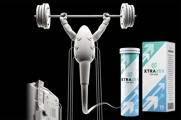 """Viên sủi Xtrazex giúp tăng chất lượng """"binh binh"""""""