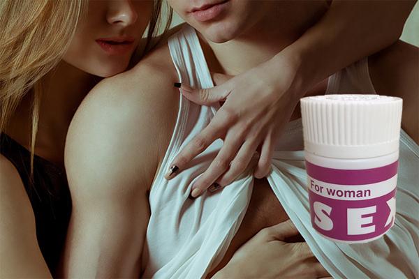 Thuốc kích dục nữ Sex For Woman