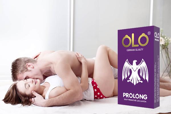 Bao cao su Olo Prolong