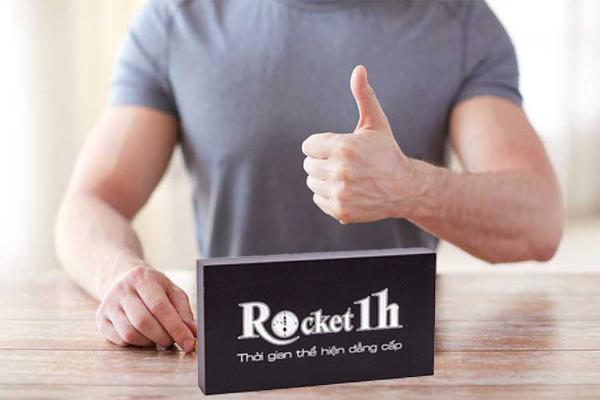 Rocket 1h được nhiều nam giới ưa chuộng hiện nay