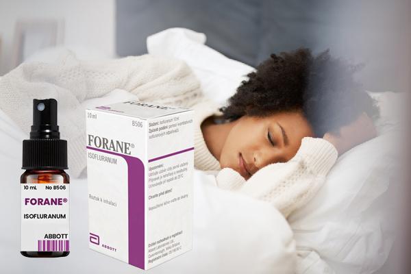 Thuốc mê cực mạnh giá rẻ Forane
