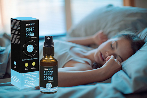 Thuốc mê ngủ Sleep Spray