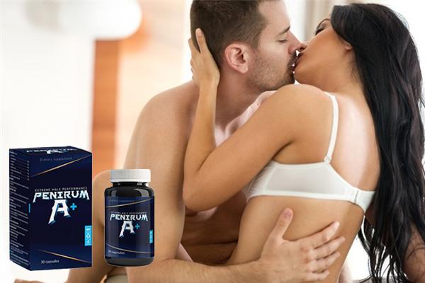 PENIRUM A+ làm tăng hưng phấn, ham muốn tình dục