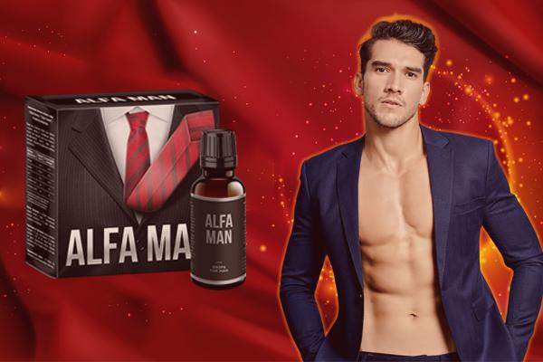 Thuốc tăng sinh lý nam Alfa Man