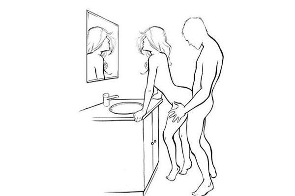 Tư thế quan hệ tình dục này luôn khiến các chàng và nàng sướng rên rỉ