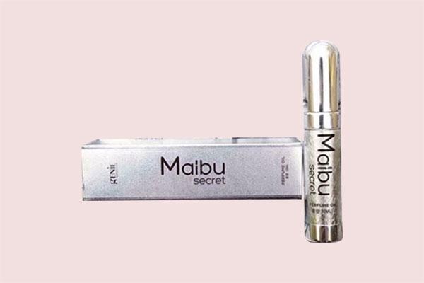 Nước hoa vùng kín Genie Maibu Secret Love được mọi người biết đến là một trong những loại nước hoa kích dục hiệu quả nhất hiện nay.