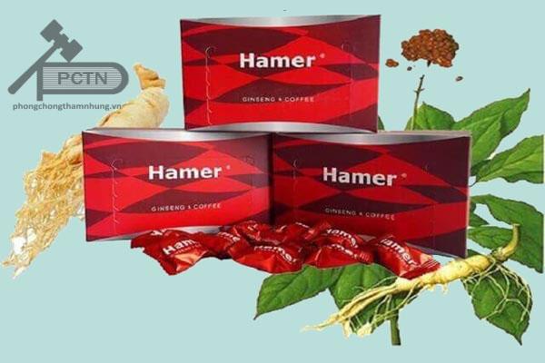 Kẹo Sâm Hamer được nhiều người lựa chọn bởi mang lại nhiều tác dụng tốt đối với sức khỏe nam giới