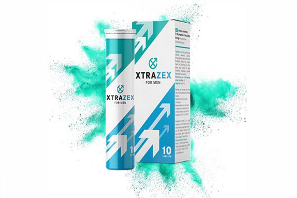 Viên sủi Xtrazex được biết đến như một sản phẩm điều trị sinh lý hiệu quả