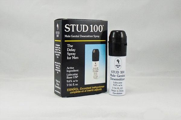 Thuốc kéo dài thời gian quan hệ Stud 100 sẽ giúp bạn trở thành người đàn ông mạnh mẽ trong các cuộc yêu