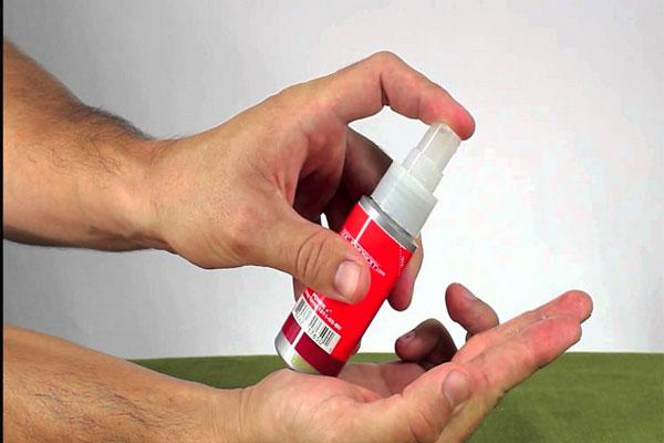 Những lưu ý khi sử dụng thuốc xịt chống xuất tinh sớm