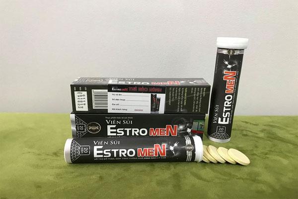 Viên sủi estro men là một trong những loại thuốc kéo dài thời gian quan hệ được mọi người tin dùng nhất hiện nay