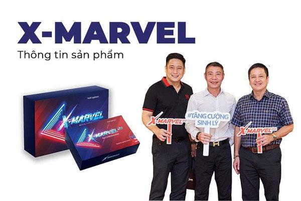 Thành phần chính của X-Marvel là cỏ Cari