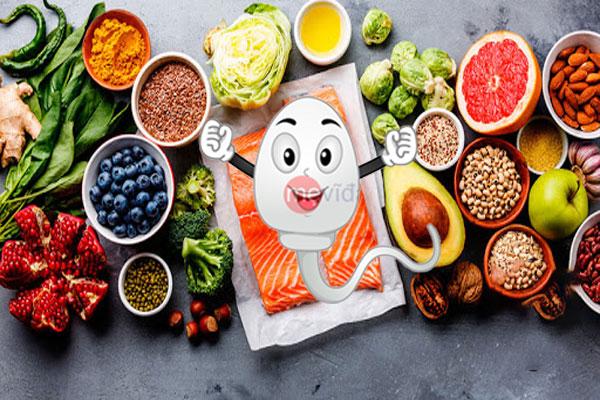 Thực phẩm tạo ra mùi mạnh, chẳng hạn nhưbông cải xanhvà súp lơ trắng, có thể làm cho tinh dịch có mùi vị nồng hơn.